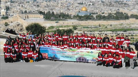 Holyland Tour 24 Feb 2019
